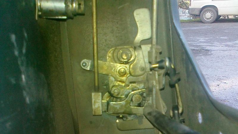 Механизм дверей