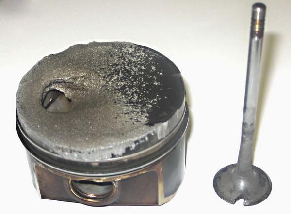 К чему приводит детонация двигателя