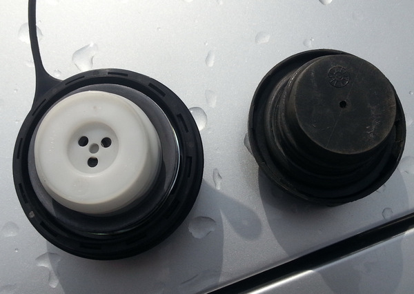 Клапан давления или сапун на Приоре