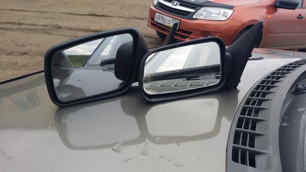 Боковые зеркала Приора