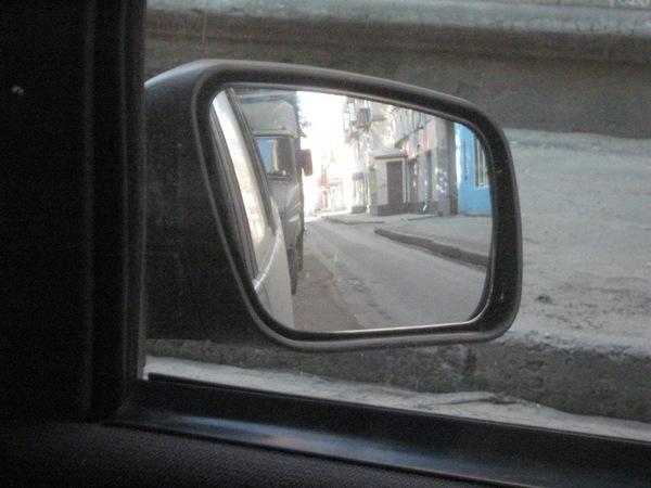 Зеркала Приора SE обзор